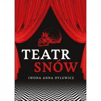 Teatr Snów - okładka książki