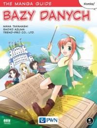 The Manga Guide. Bazy danych - - okładka książki