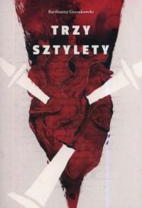 Trzy Sztylety - okładka książki