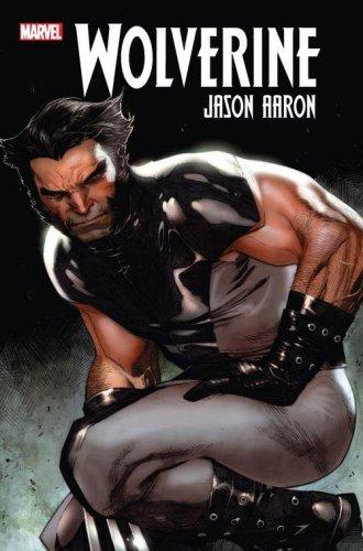 Wolverine. Tom 1 - okładka książki