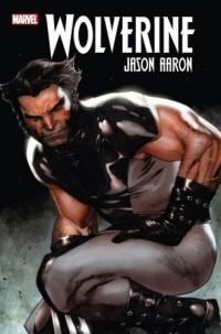 Wolverine. Tom 1 - Jason Aaron - okładka książki