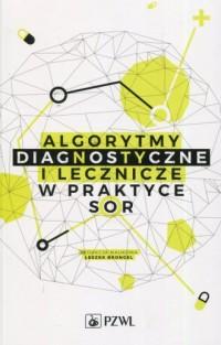 Algorytmy diagnostyczne i lecznicze - okładka książki