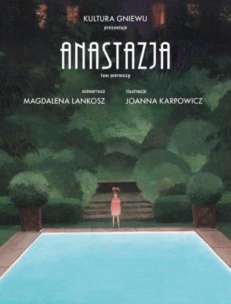 Anastazja. Tom 1 - okładka książki