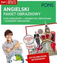 Angielski. Pakiet obrazkowy - Wydawnictwo - okładka podręcznika