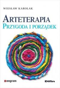 Arteterapia. Przygoda i porządek - okładka książki
