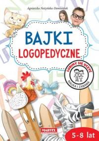 Bajki logopedyczne - Agnieszka - okładka książki