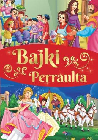 Bajki Perraulta - okładka książki