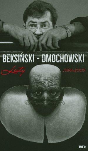 Beksiński  - Dmochowski. Listy - okładka książki