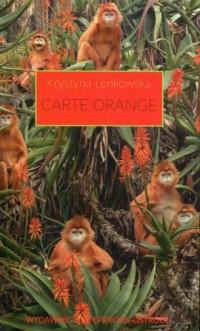 Carte Orange - okładka książki