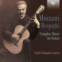 Complete music for guitar - Mozzani - okładka płyty