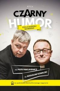 Czarny Humor czyli o kościele na wesoło - okładka książki