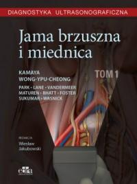 Diagnostyka ultrasonograficzna. - okładka książki