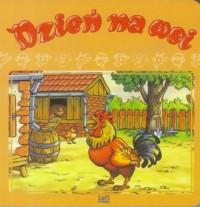 Dzień na wsi - okładka książki