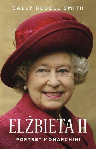 Elżbieta II - okładka książki