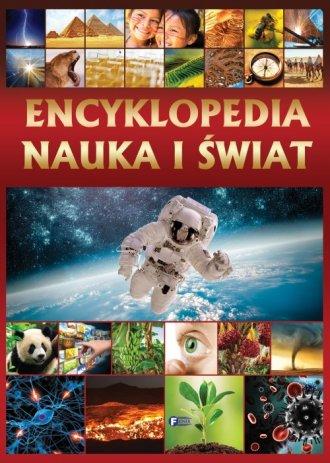Encyklopedia Nauka i świat - okładka książki