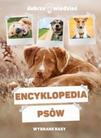 Encyklopedia psów - Wydawnictwo - okładka książki