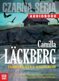 Fabrykantka aniołków. Czarna Seria - pudełko audiobooku