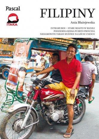 Filipiny - okładka książki