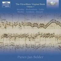 Fitzwilliam virginal book - Pieter-Jan - okładka płyty