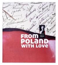 From Poland with Love wersja dwujęzyczna - okładka książki