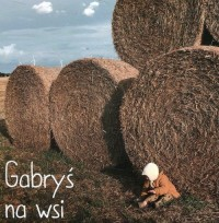 Gabryś na wsi - okładka książki