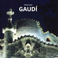 Gaudi - okładka książki