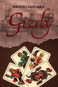 Gizdy - okładka książki