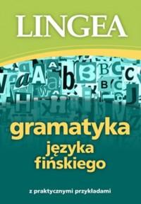 Gramatyka języka fińskiego - okładka podręcznika