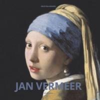 Jan Vermeer - Kristina Menzel - okładka książki