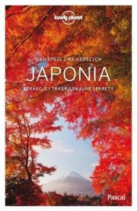Japonia Lonely Planet - Wydawnictwo - okładka książki