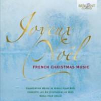 Joyeux Noel - francuska muzyka - okładka płyty