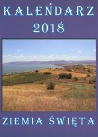Kalendarz ścienny 2018. Ziemia - okładka książki
