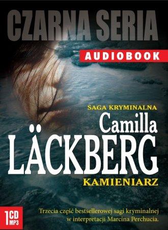 Kamieniarz. Czarna Seria - pudełko audiobooku