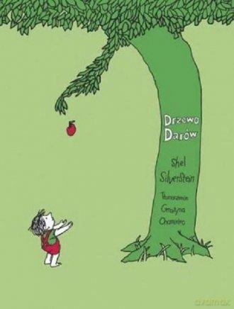 Drzewo darów - okładka książki