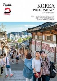 Korea Południowa - Aleksandra Nemś - okładka książki