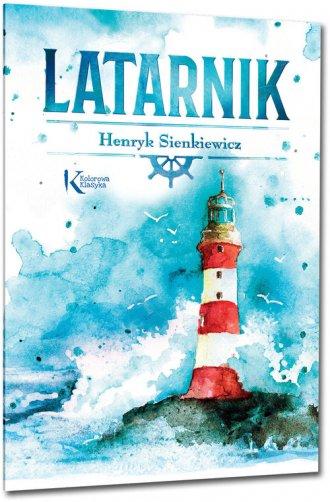 Latarnik - okładka książki