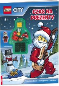 LEGO City. Czas na prezenty - Wydawnictwo - okładka książki