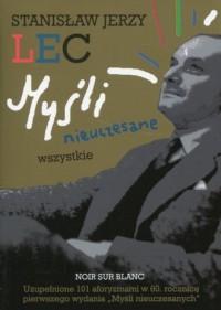 Myśli nieuczesane Wszystkie - Stanisław - okładka książki
