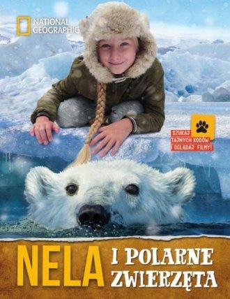 Nela i polarne zwierzęta - okładka książki