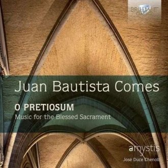 O pretiosum music for the blessed - okładka płyty