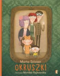 OkruszkiI - okładka książki