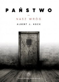 Państwo - nasz wróg - Albert J. - okładka książki