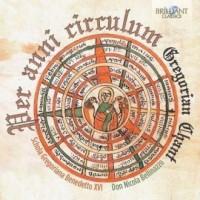 Per anni circulum - Gregorian Chant - okładka płyty