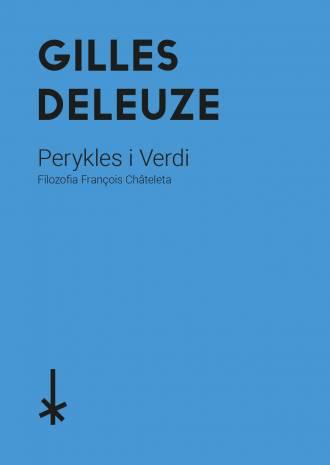 Perykles i Verdi. Filozofia Francois - okładka książki