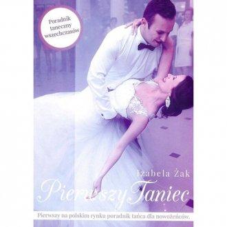 Pierwszy taniec - okładka książki