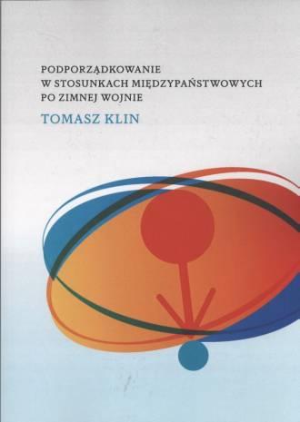 Podporządkowanie w stosunkach międzypaństwowych - okładka książki
