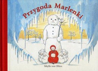 Przygody Marlenki - okładka książki