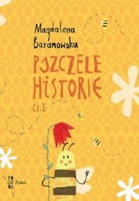 Pszczele historie cz. 1 - Magdalena - okładka książki