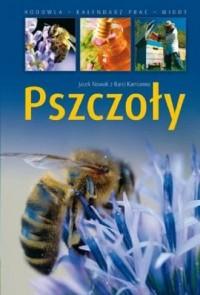 Pszczoły - okładka książki
