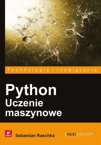 Python. Uczenie maszynowe. Seria: - okładka książki